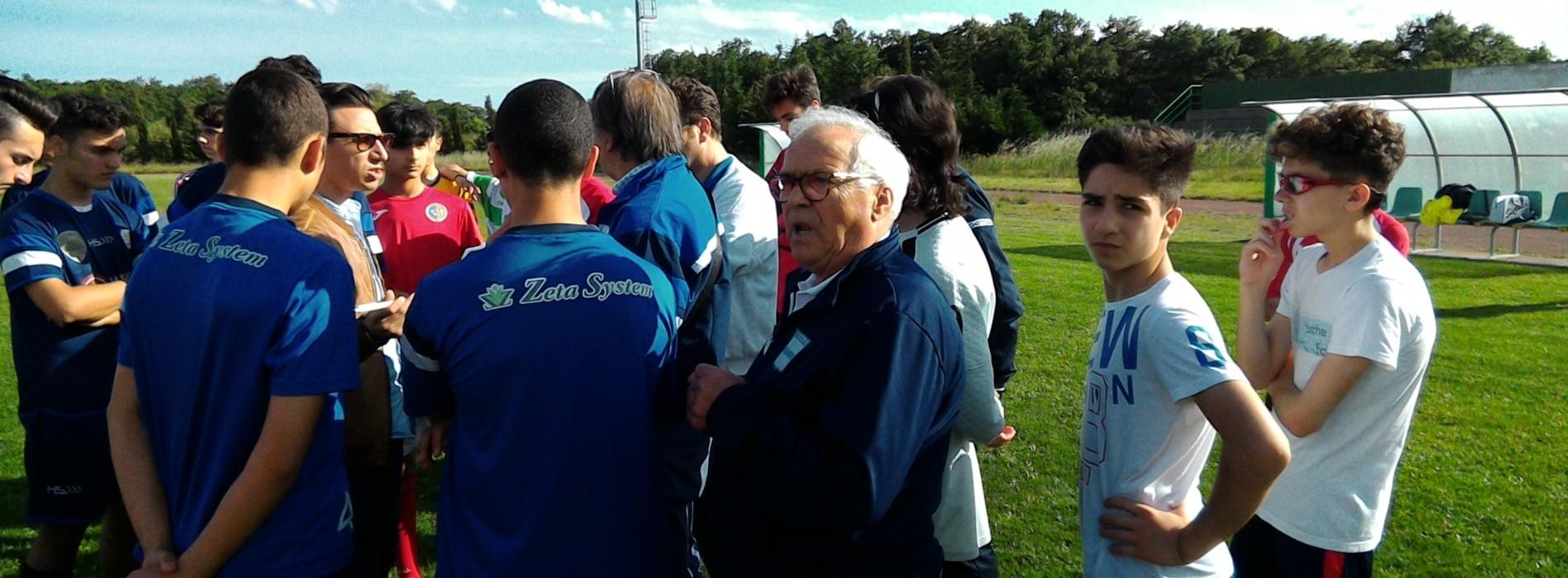 Rappresentative Provinciali Allievi e Giovanissimi, soddisfazione per il raduno di Salandra