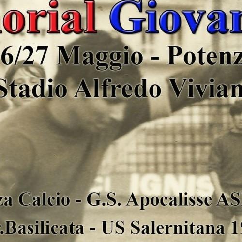 Rappresentativa Regionale Giovanissimi: i convocati per il V Memorial Giovanni Palo