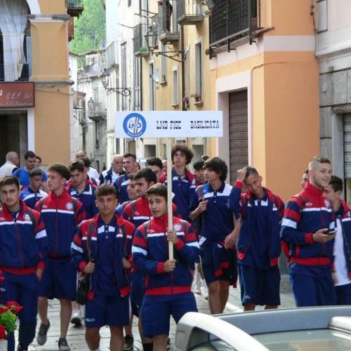 Coppa Pollino, Rappresentativa Allievi Basilicata in finale