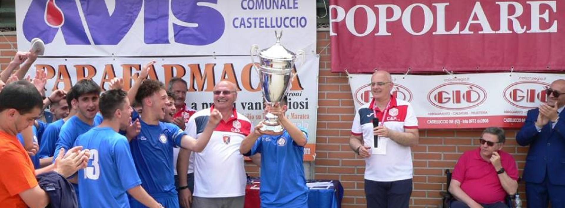 Coppa Pollino, i commenti dopo la vittoria della Rappresentativa Allievi del CRB