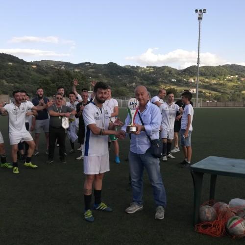 """Coppa """"Domenico De Lucia"""": nella finalissima di Avigliano gioisce il Real Balvano"""