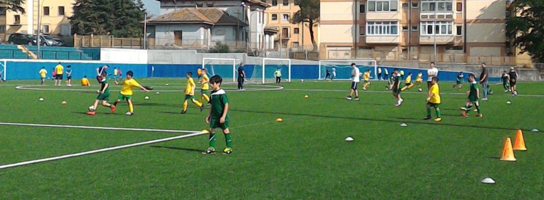 Sei Bravo a…Scuola di Calcio: a Potenza la prima delle due Finali Provinciali