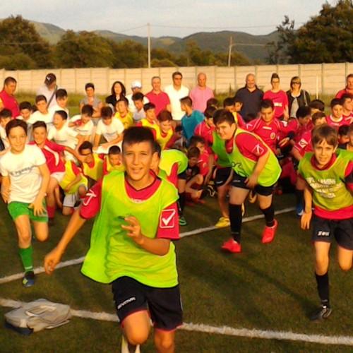 Sei Bravo a…Scuola di Calcio: a Brienza la seconda delle Finali Provinciali