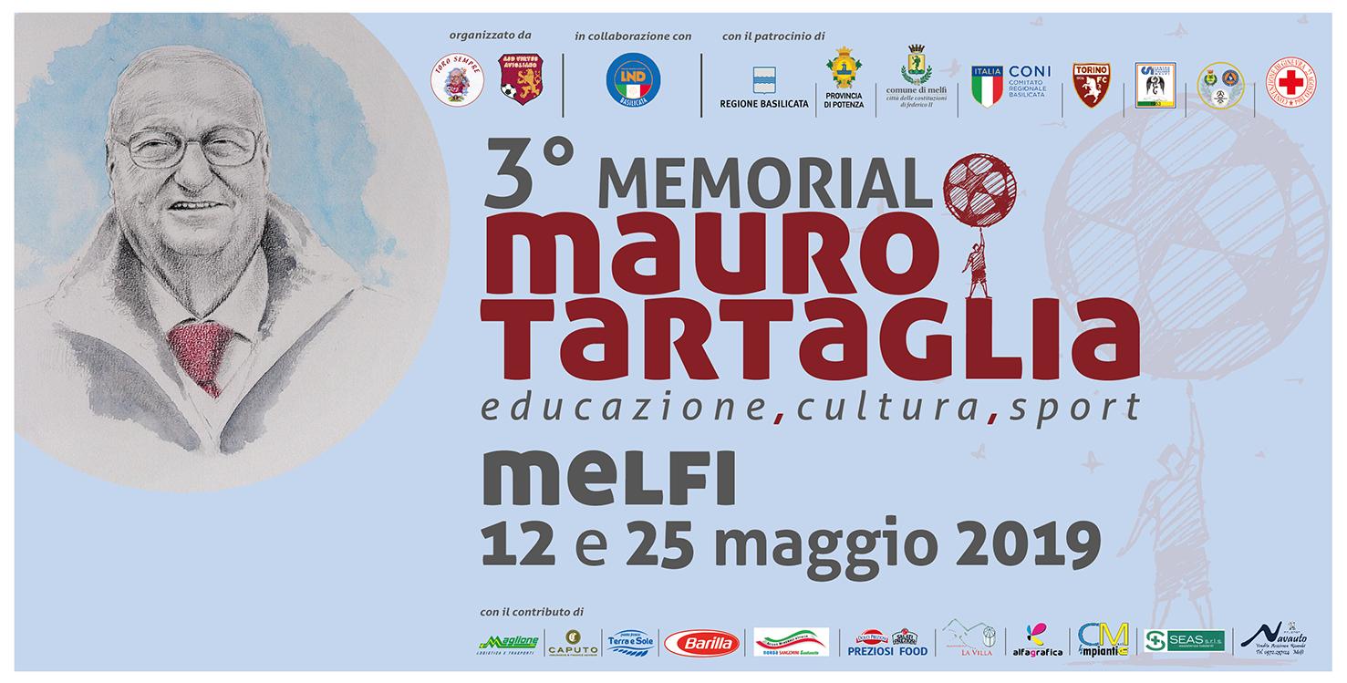 """Una grande festa di sport il 3° Memorial """"Mauro Tartaglia"""""""
