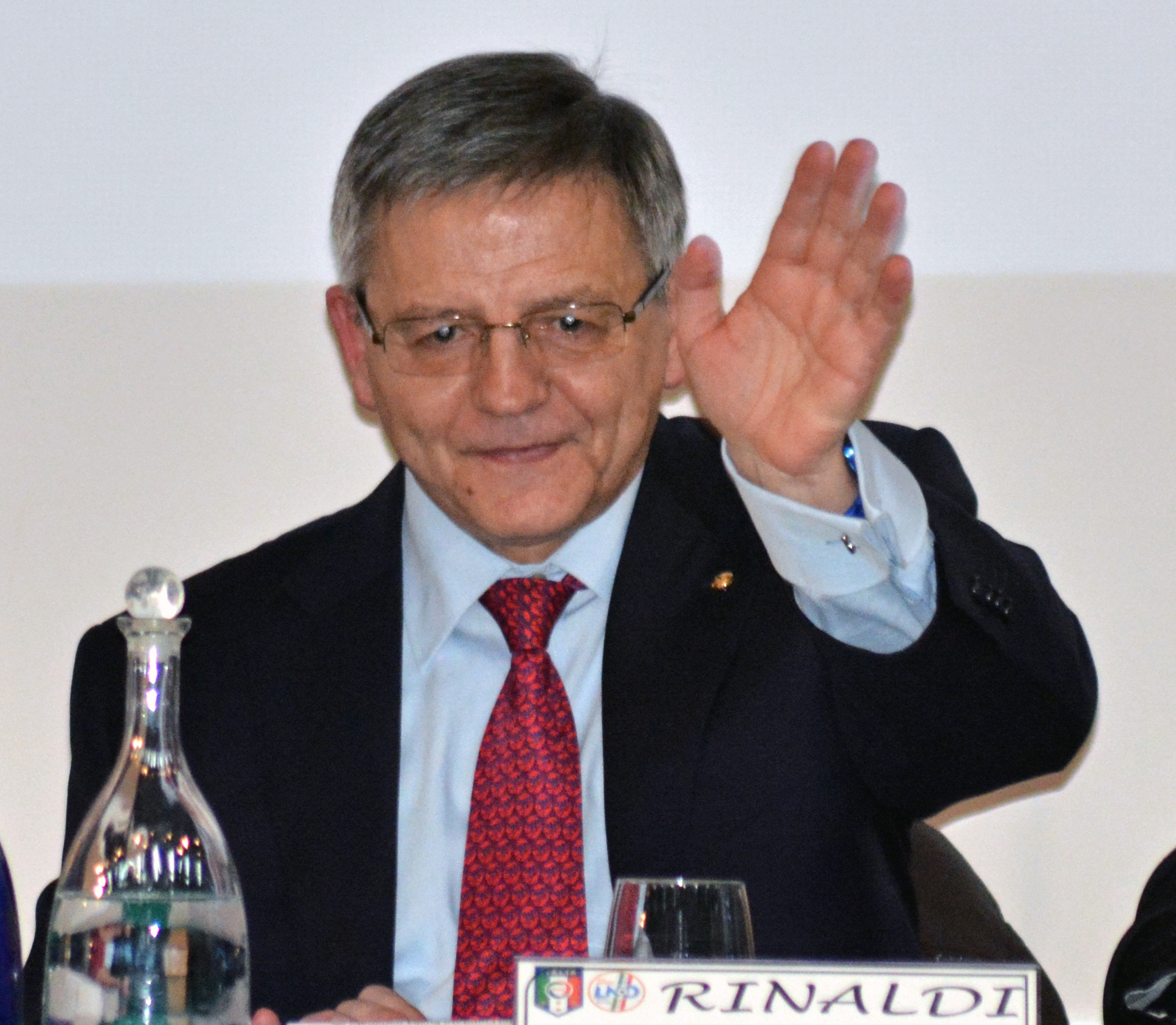 Rinaldi, organici di Eccellenza e Promozione a 16 squadre