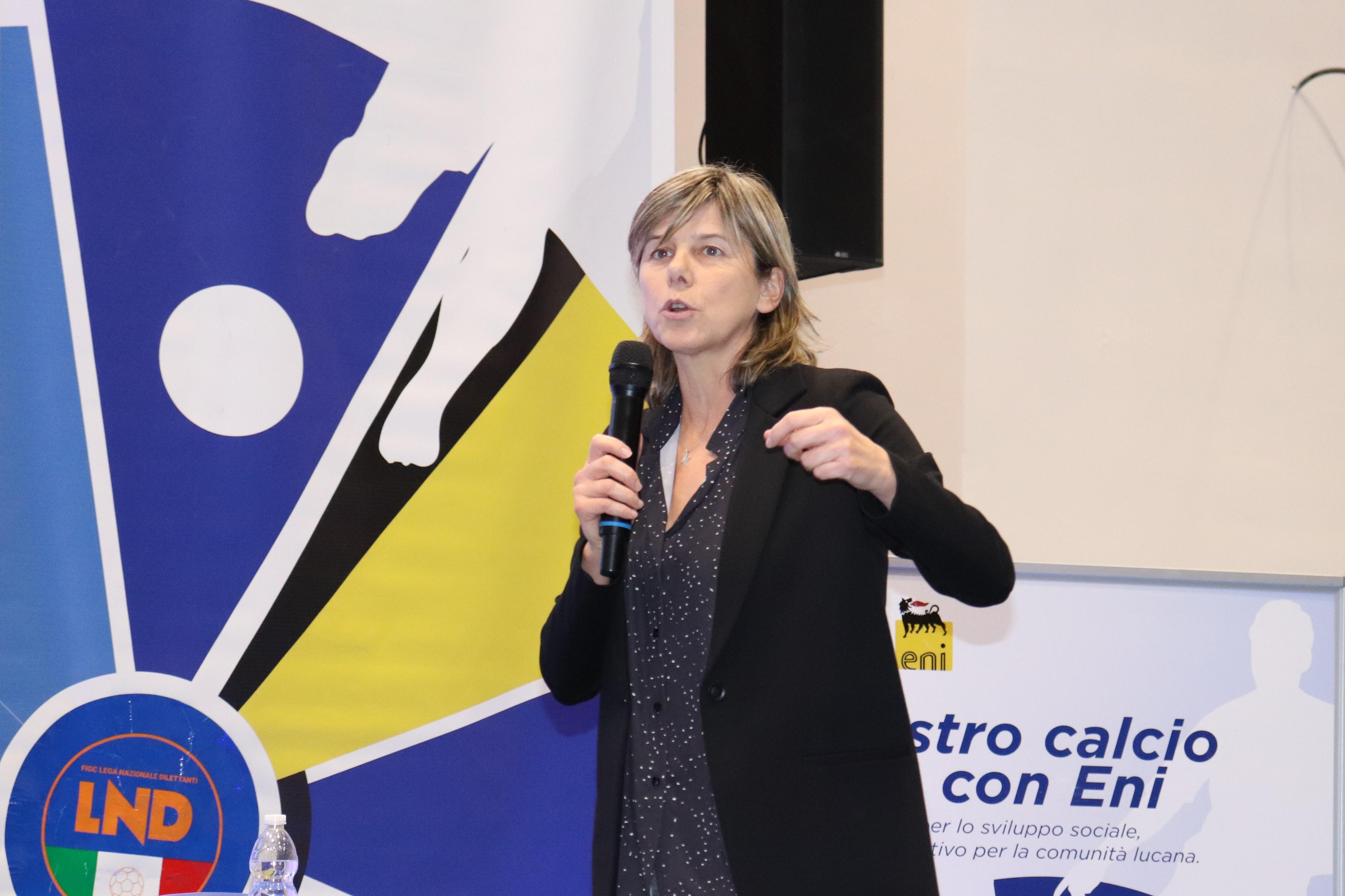 La Ct Bertolini a Viggiano: date modo alle bambine di inseguire il proprio sogno