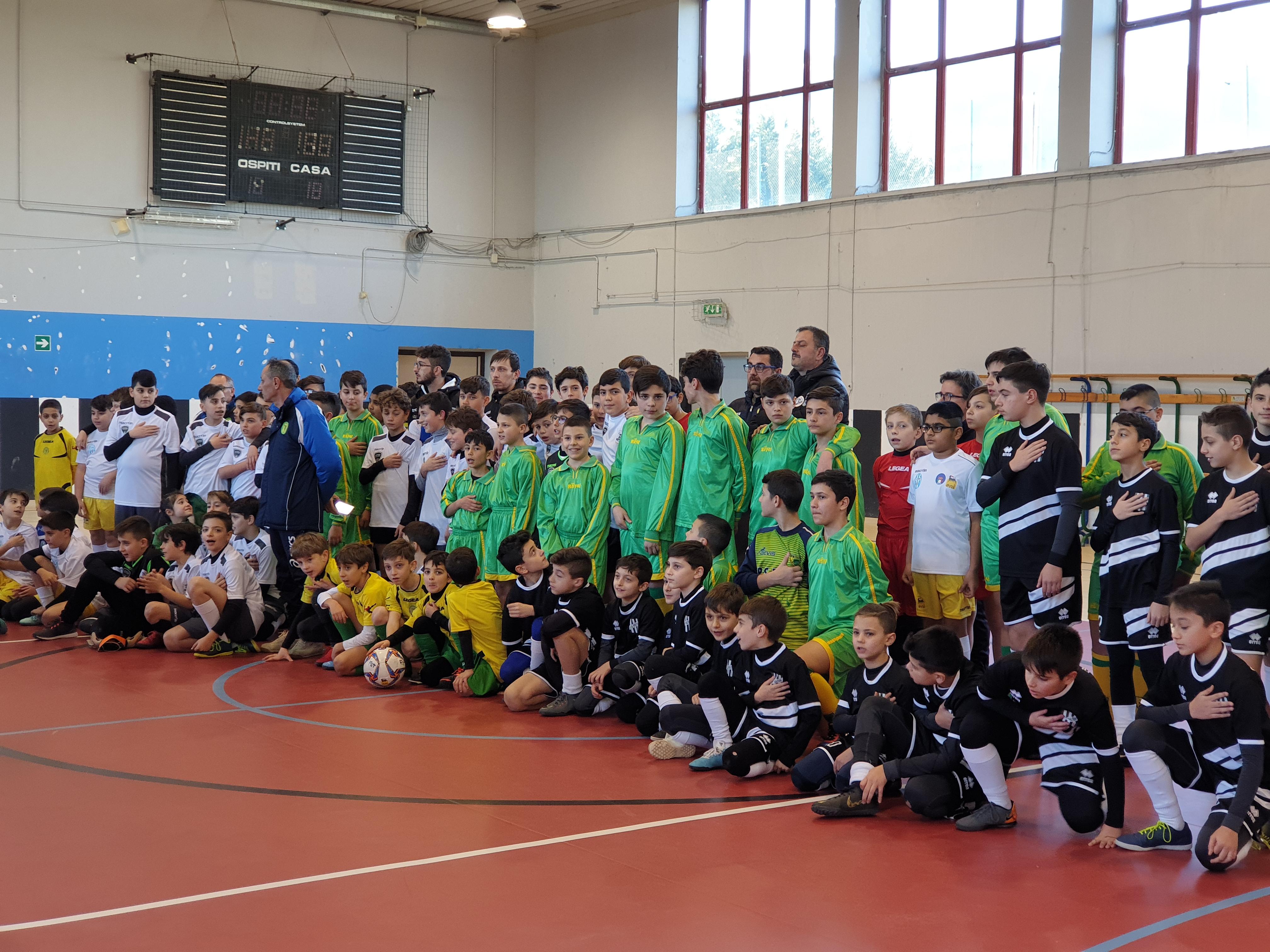 """I bimbi di Rionero e Melfi, speranze per il calcio. Il presidente Rinaldi: """"Non permetteremo che il nostro sport sia preso in ostaggio"""""""